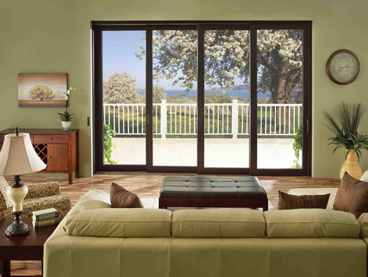 Ultra Series - TerraSpan Lift & Slide Doors